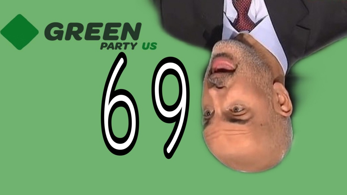 """""""Green Party US"""" Organization 69s Clinton Operative Peter Daou"""